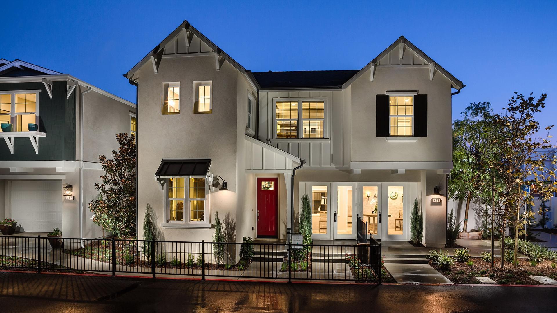 419 Aura Drive in Costa Mesa , CA by DeNova Homes