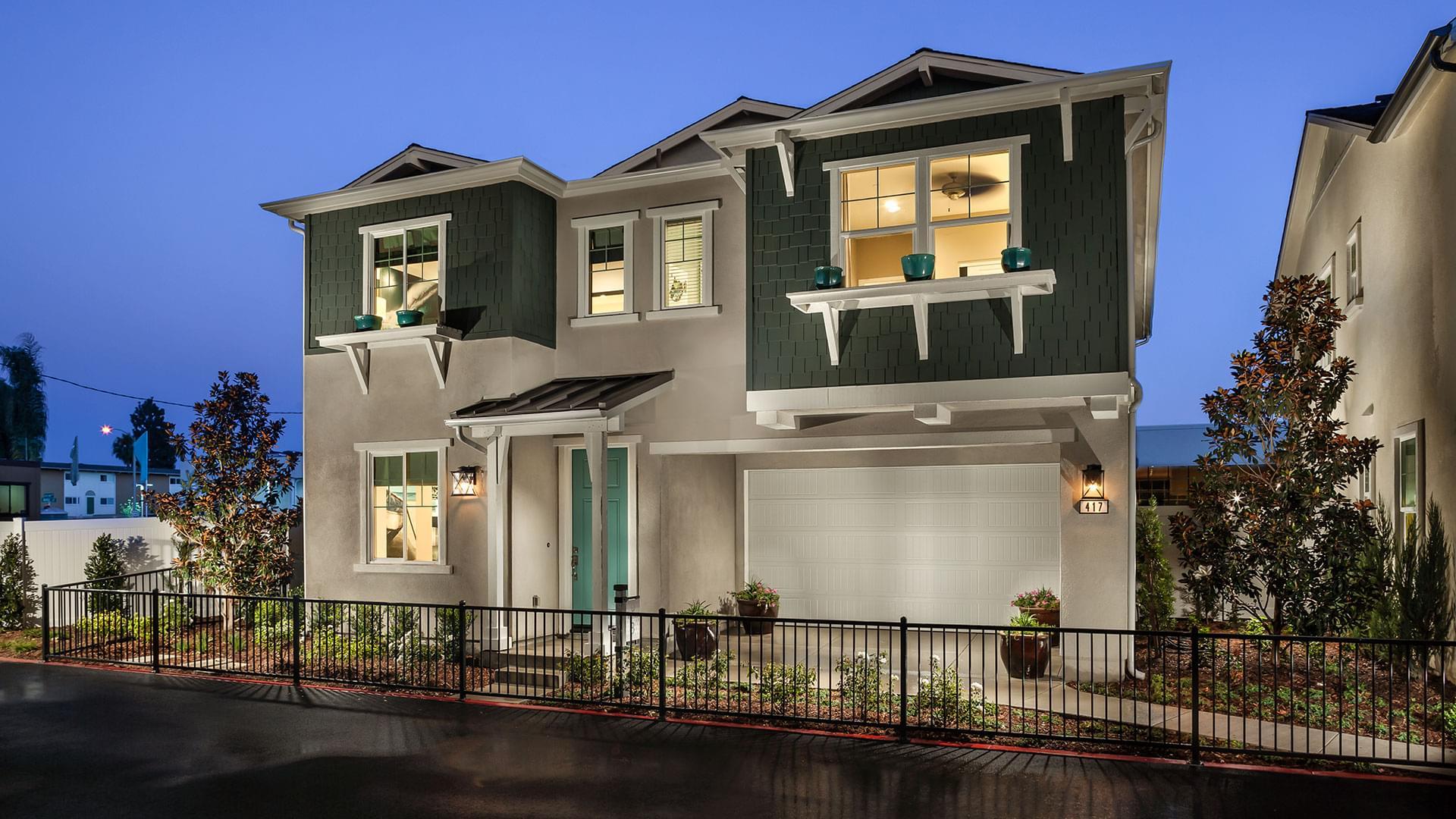 417 Aura Drive in Costa Mesa , CA by DeNova Homes