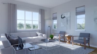 Great Room Rendering