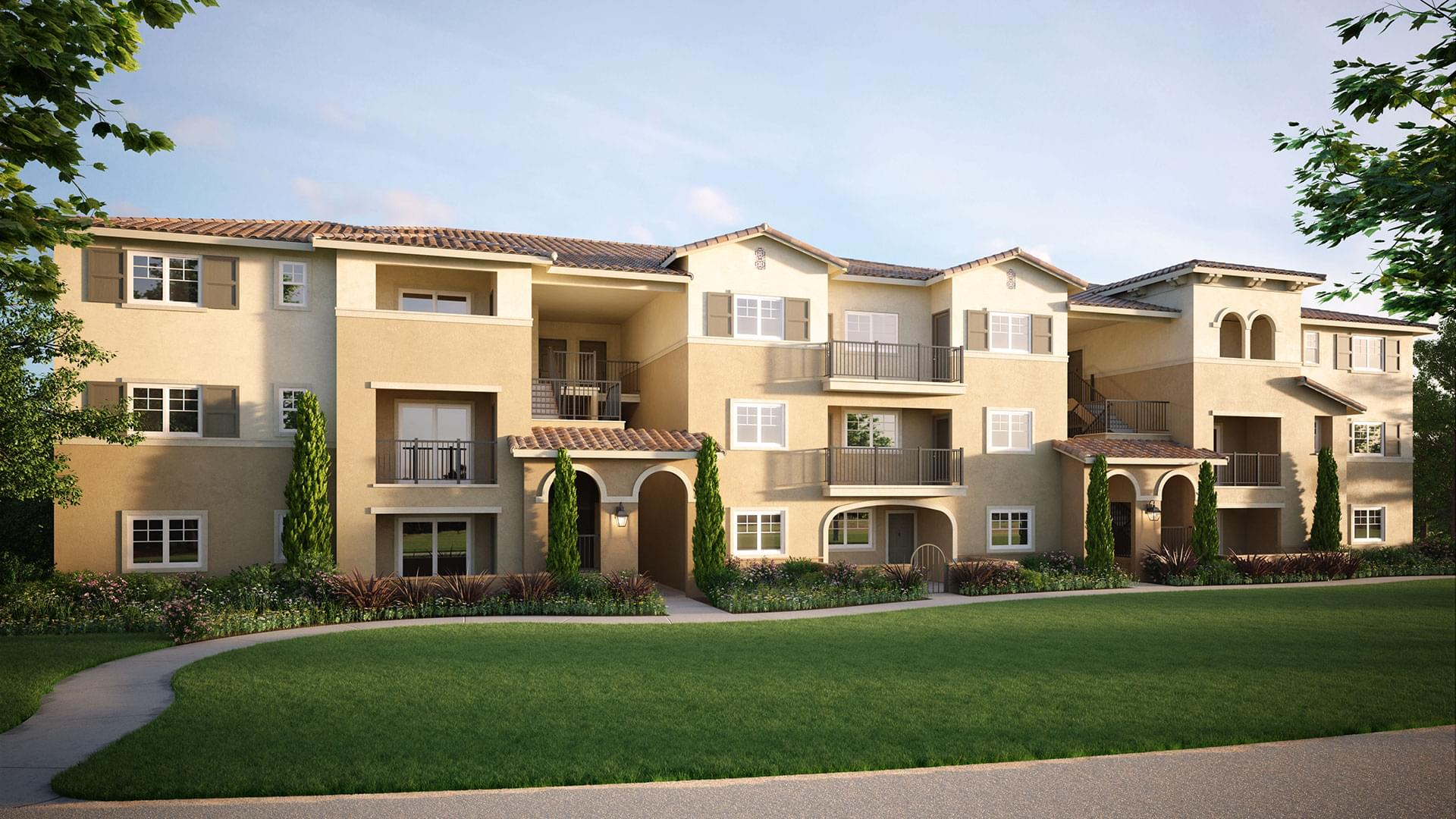 Residence 1 DeNova Homes Floorplan