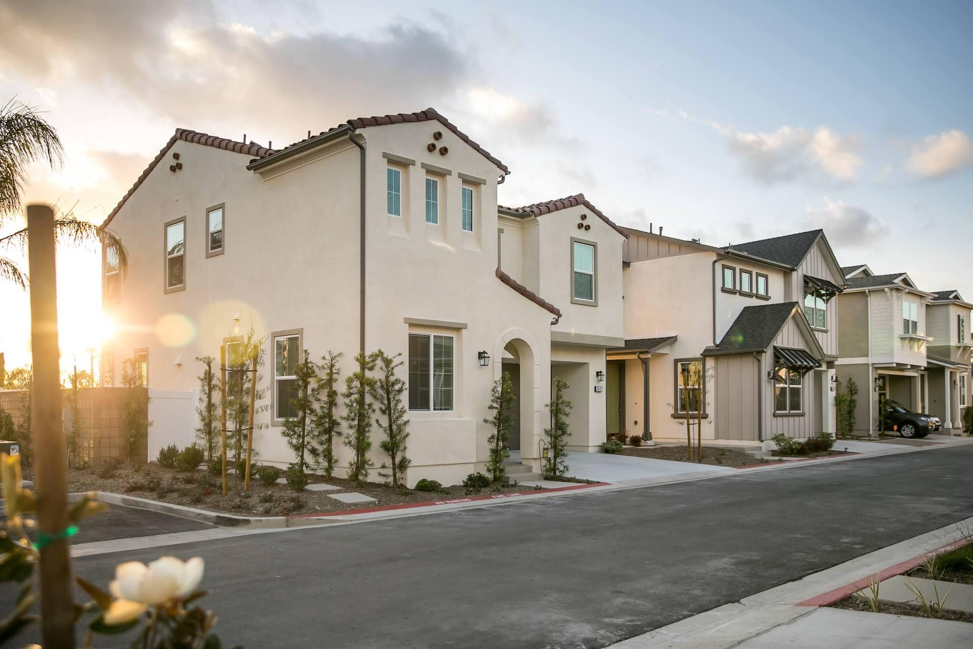 Aura in Costa Mesa  by DeNova Homes