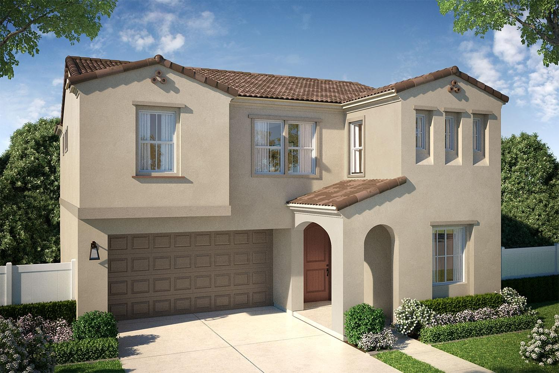 Residence 1X DeNova Homes Floorplan