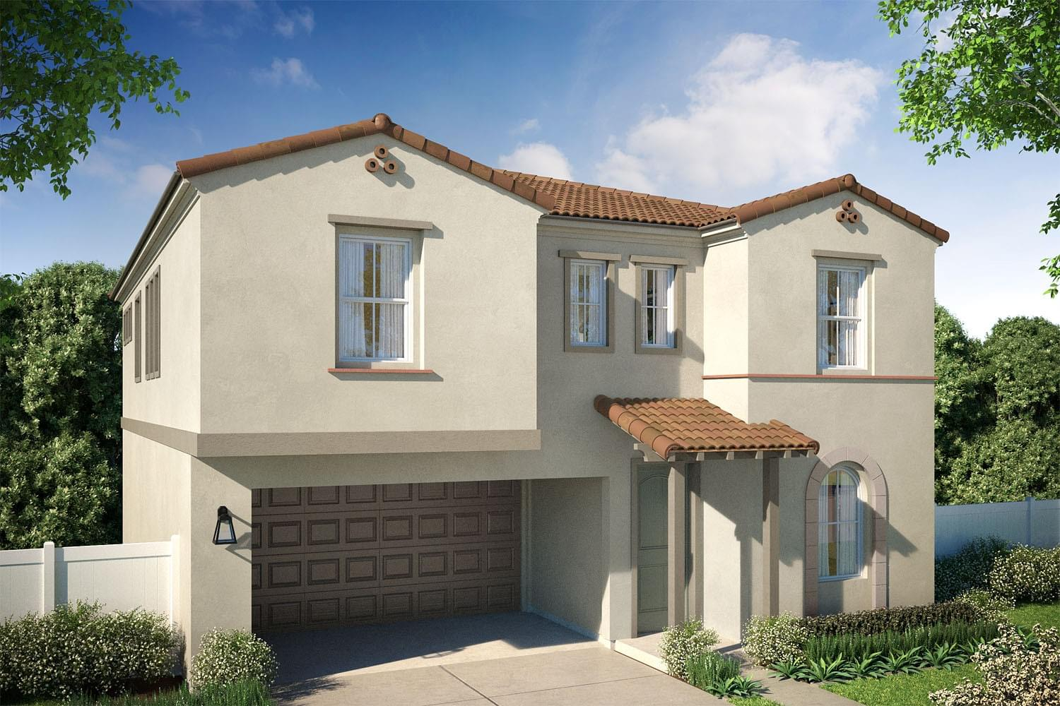 2632 Lucent Lane in Costa Mesa , CA by DeNova Homes