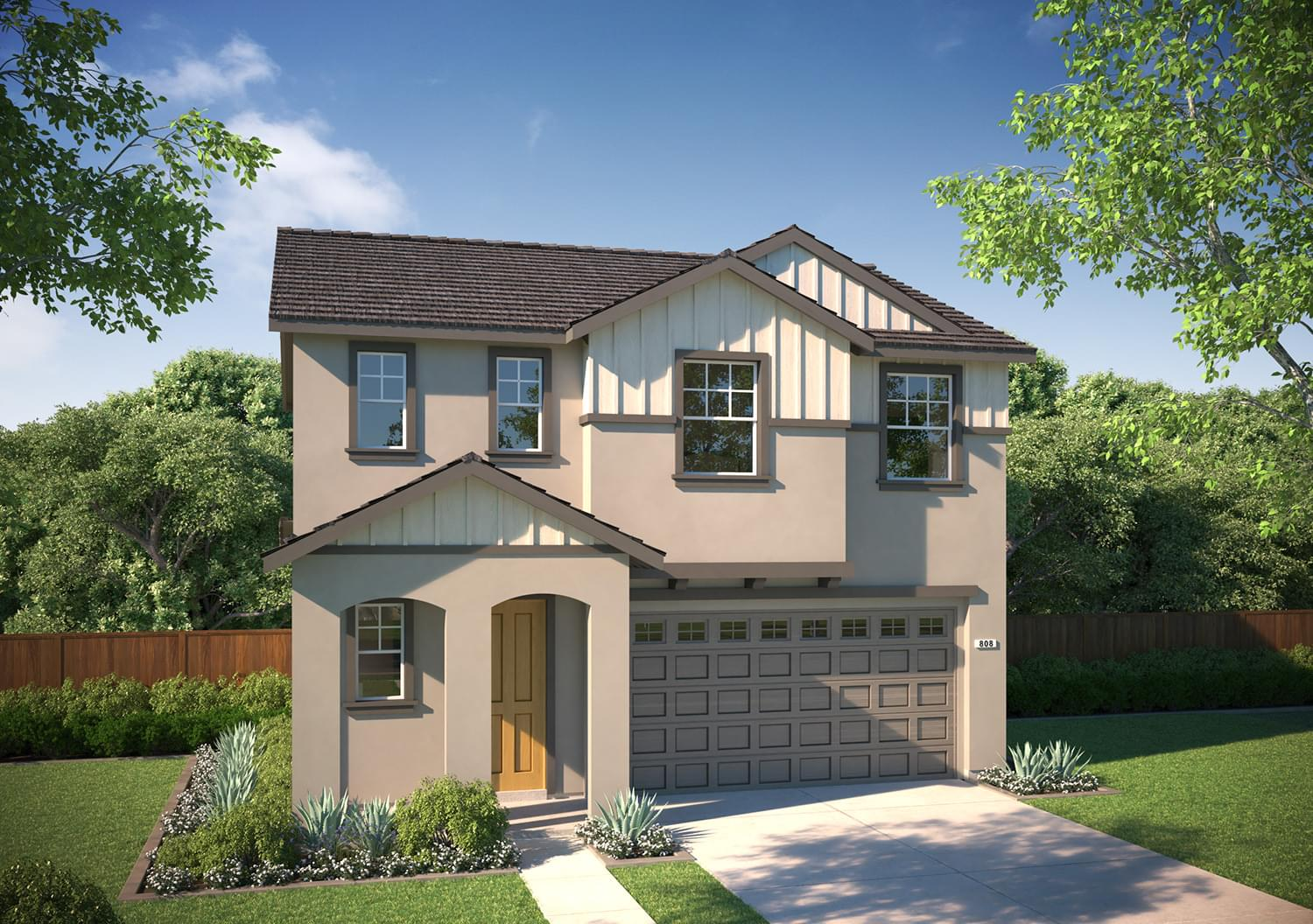 4427 Tahiti Drive in Fairfield , CA by DeNova Homes