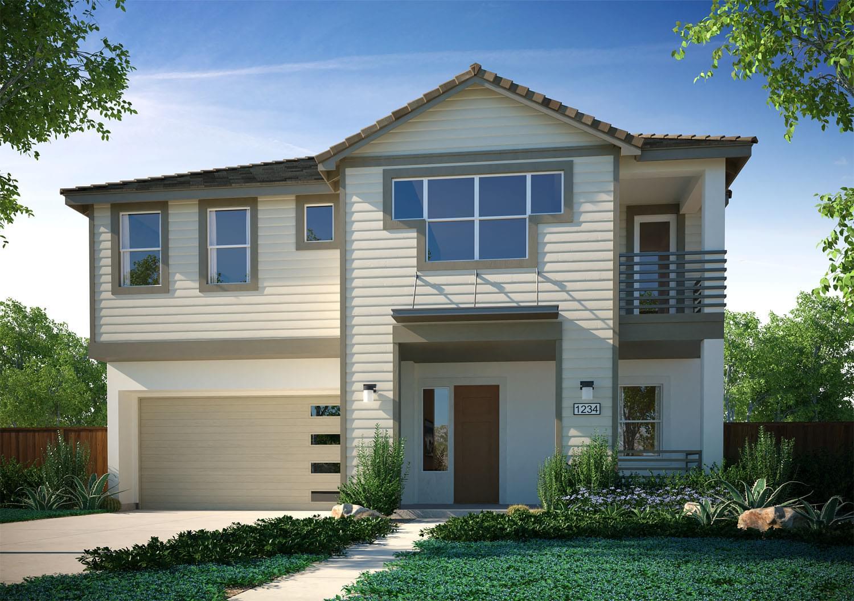 Residence 4 DeNova Homes Floorplan