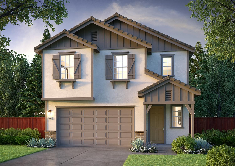 Residence 2 DeNova Homes Floorplan