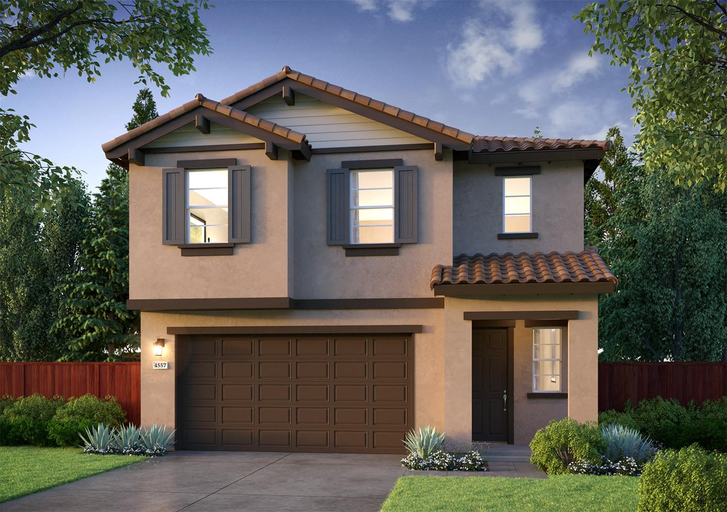 305 Redbud Court in , CA by DeNova Homes