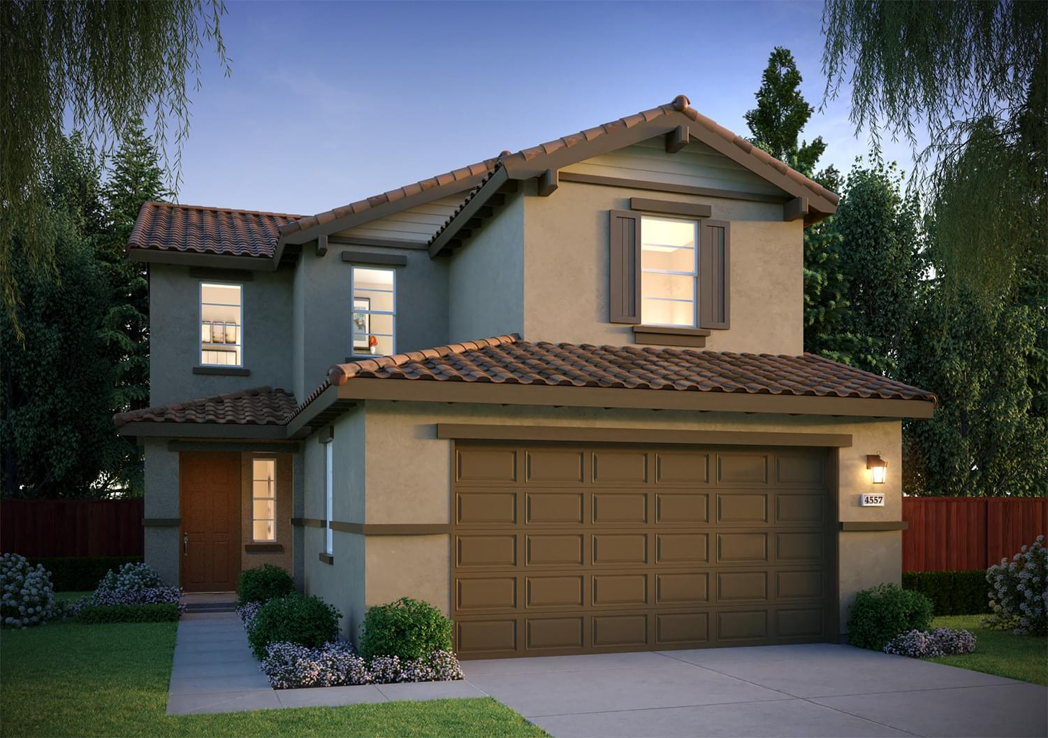 350 Redbud Court in , CA by DeNova Homes
