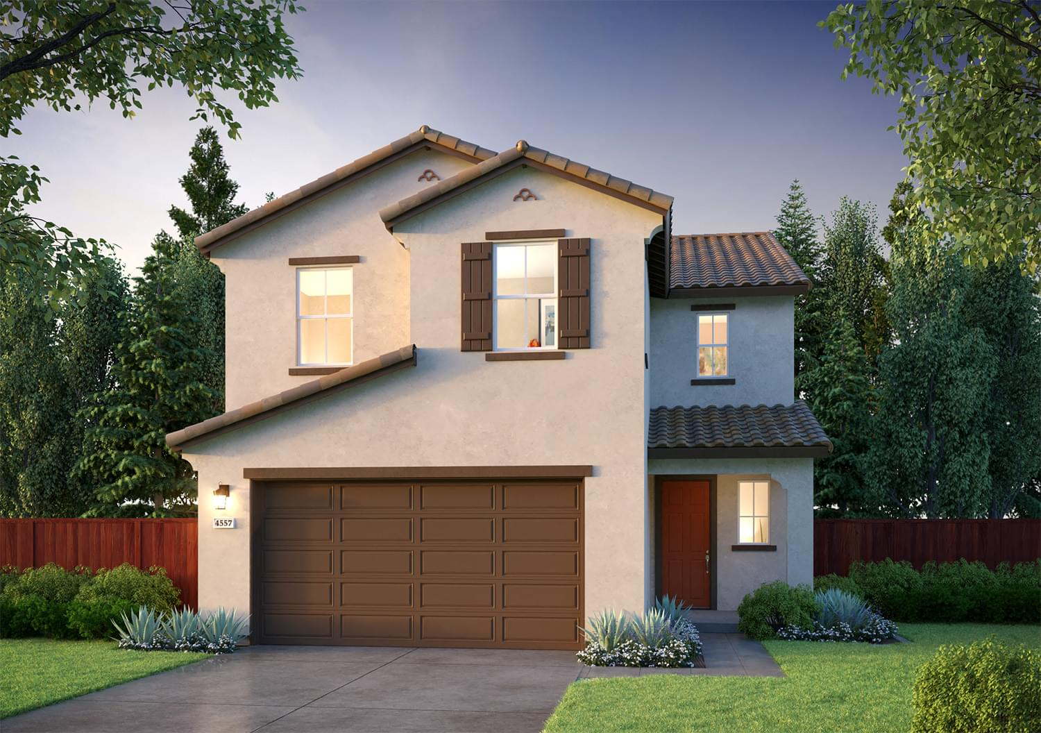 365 Tanoak Street in , CA by DeNova Homes