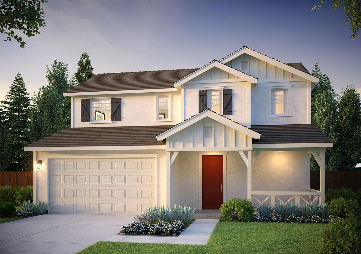 450 Thistle Street in Hollister, CA by DeNova Homes