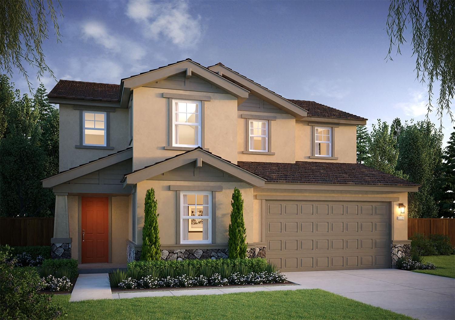 385 Thistle Street in Hollister, CA by DeNova Homes
