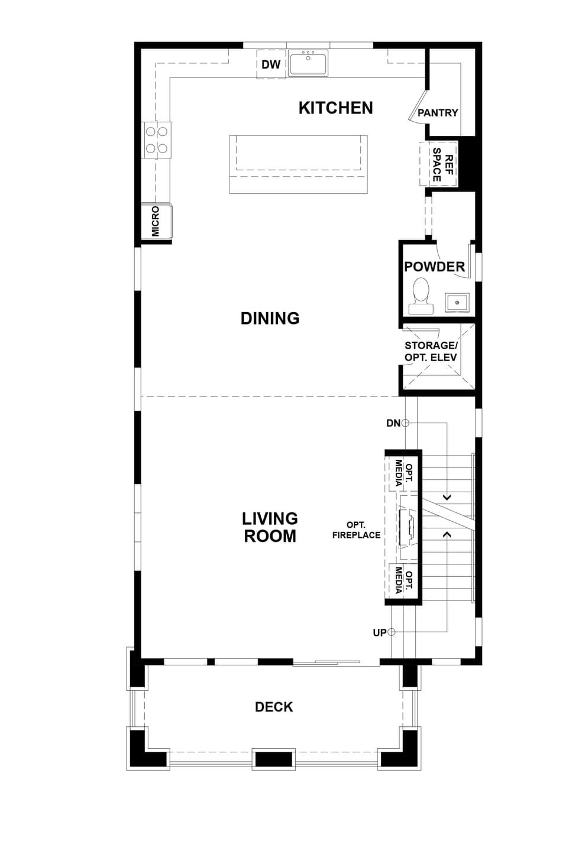 Second Floor. San Jose, CA New Home