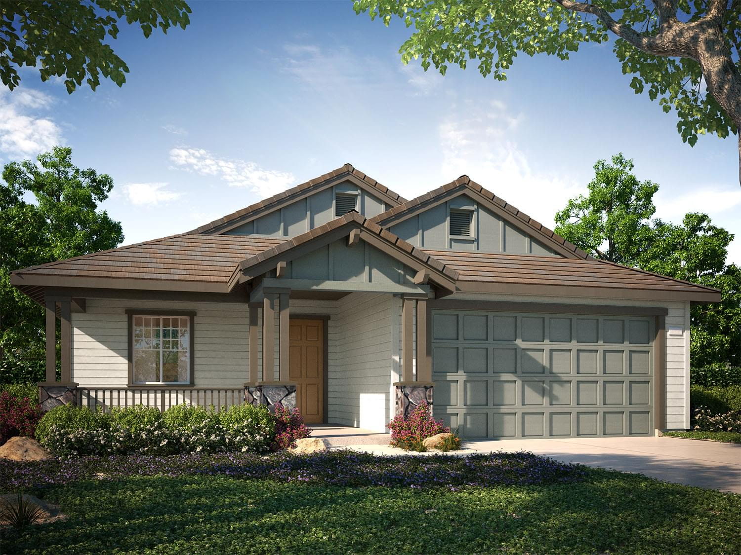 Hogan DeNova Homes Floorplan