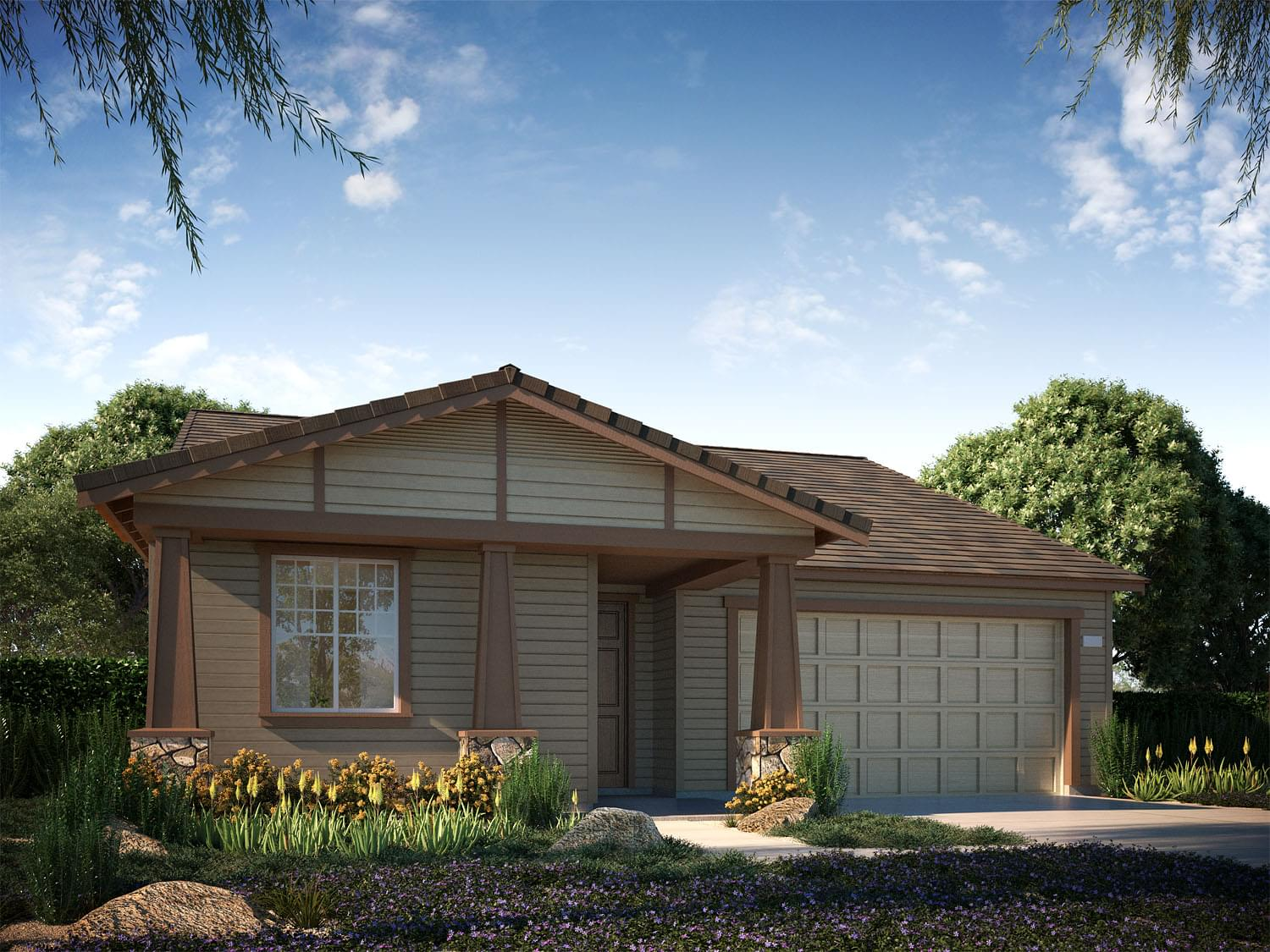 Vardon DeNova Homes Floorplan