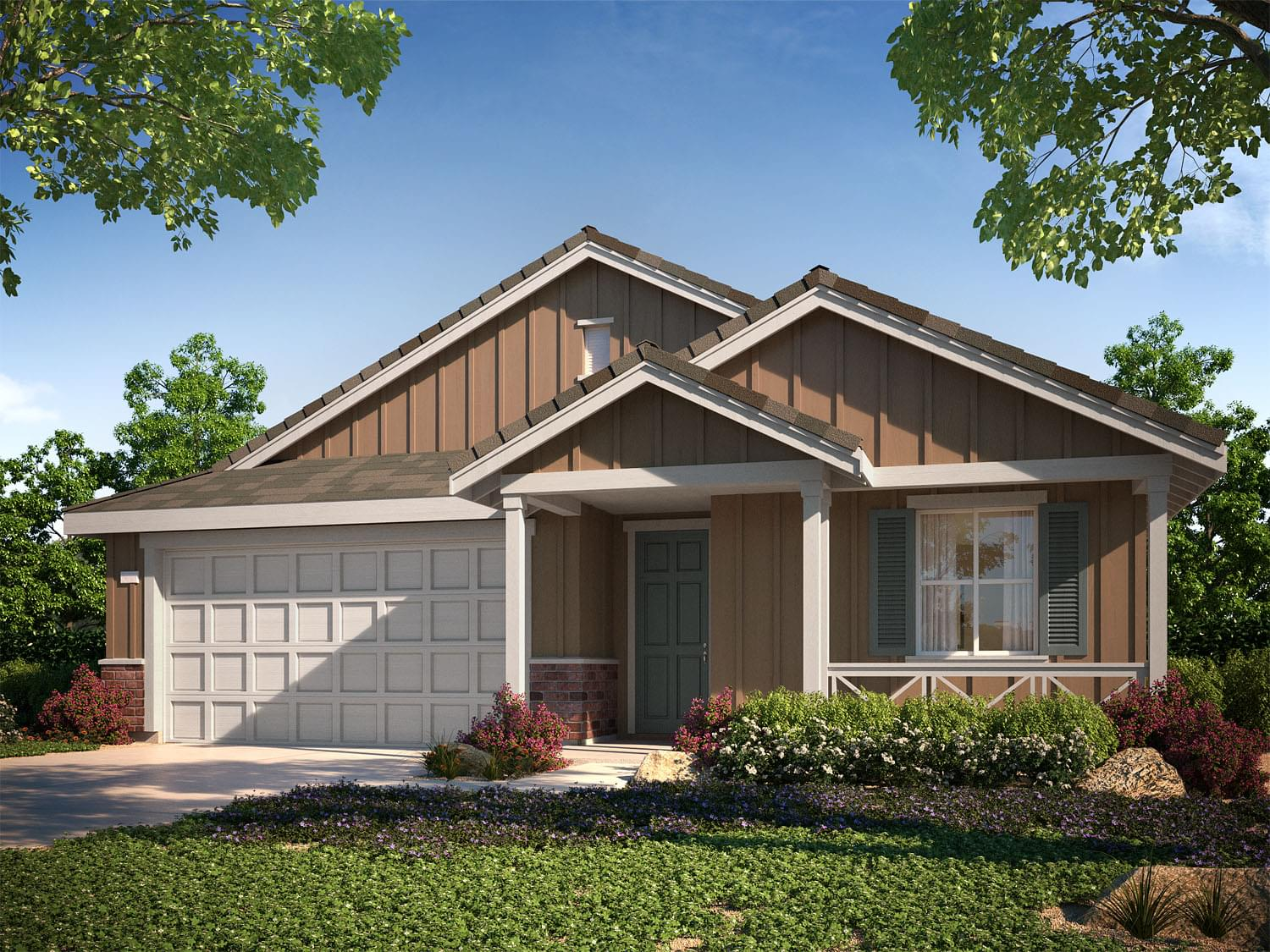 521 Spyglass Circle in Angels Camp, CA by DeNova Homes