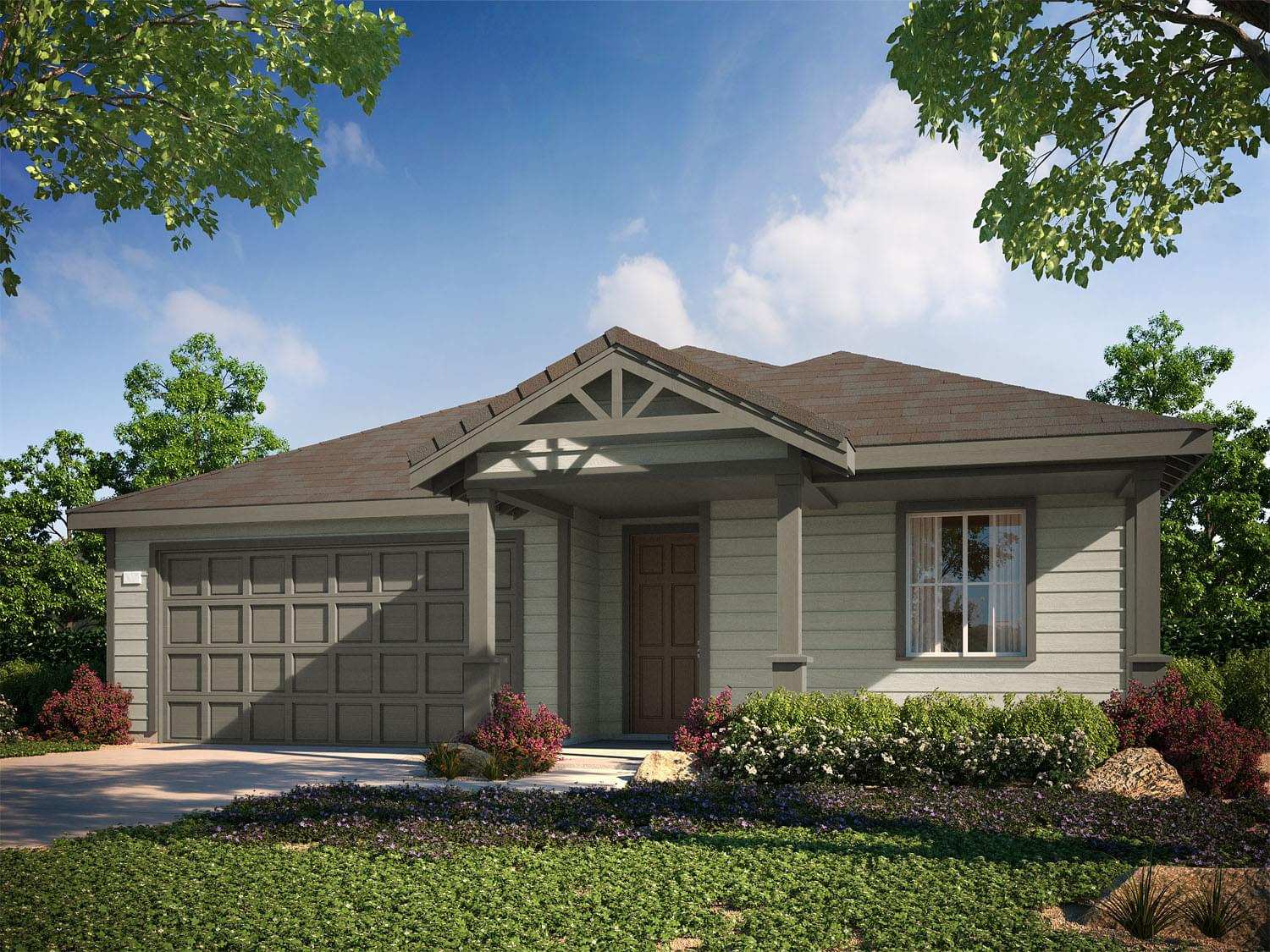 528 Spyglass Circle in Angels Camp, CA by DeNova Homes