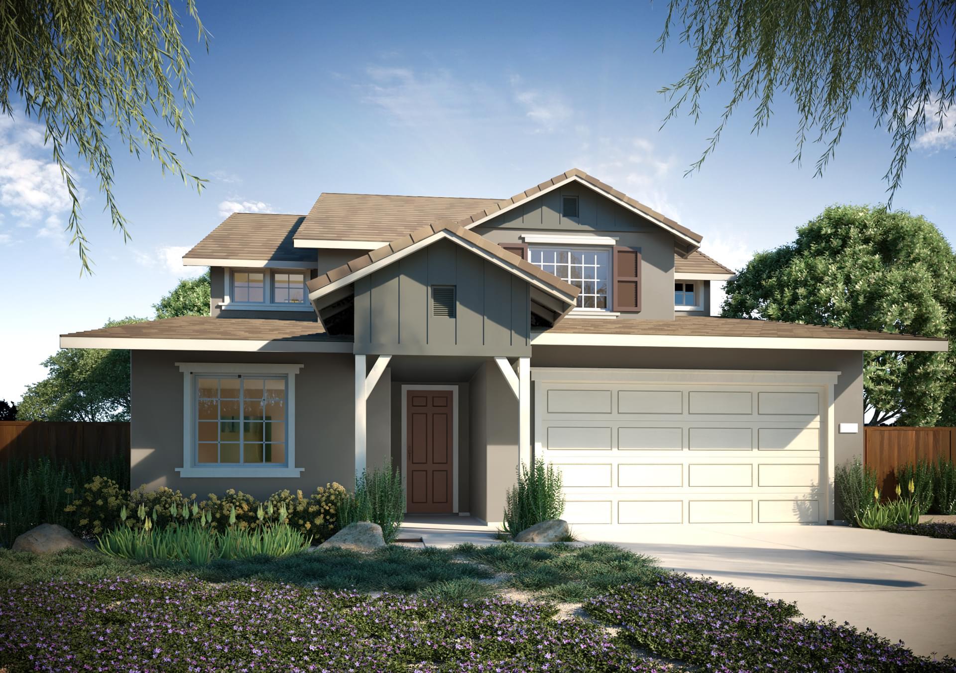 535 Tananger Heights Lane in , CA by DeNova Homes