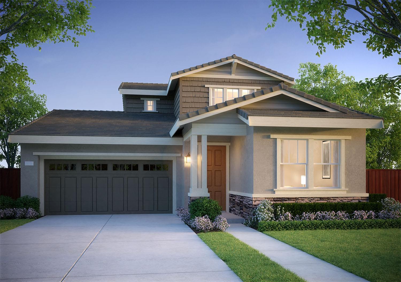 1405 Bird Lane in Petaluma, CA by DeNova Homes