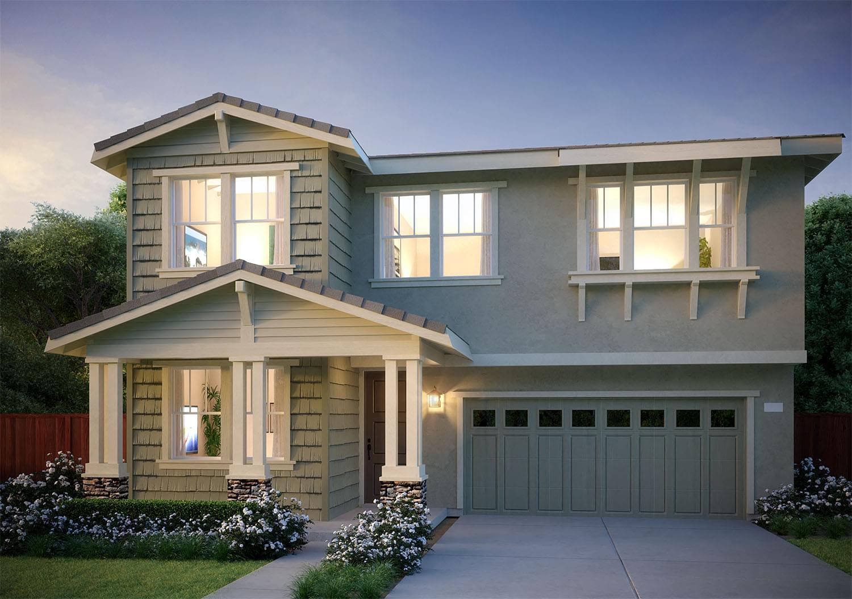 1456 Bill Court in Petaluma, CA by DeNova Homes
