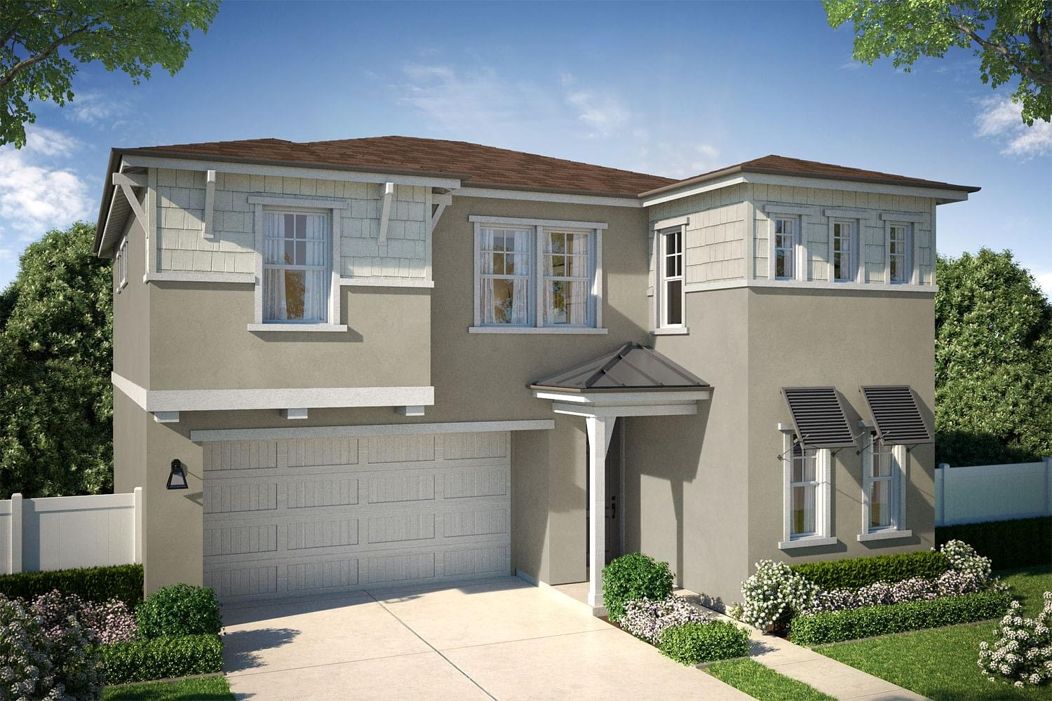 2968 Lumiere Drive in Costa Mesa , CA by DeNova Homes