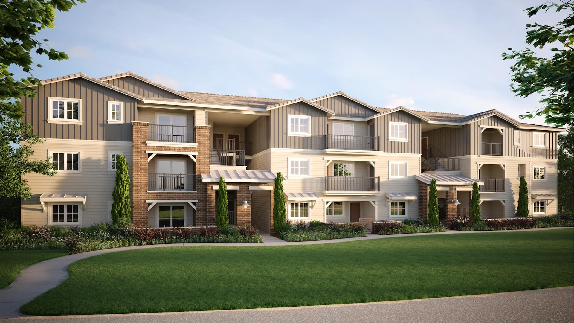 Residence 4 DeNova Homes Floorplan