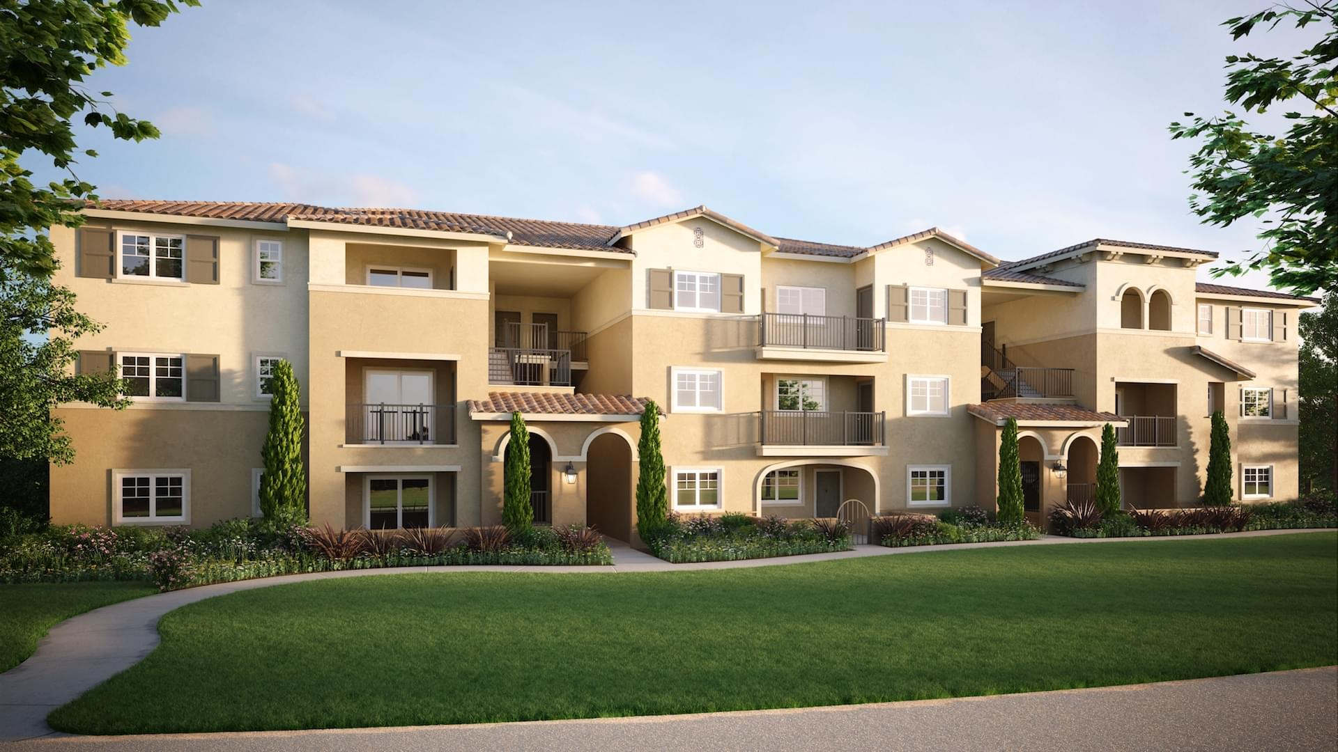 Residence 6 DeNova Homes Floorplan