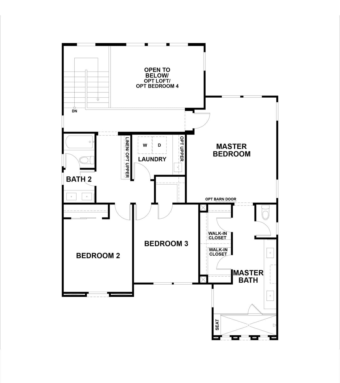 The Residence 1 New Home In Costa Mesa Ca Elara From Denova Homes
