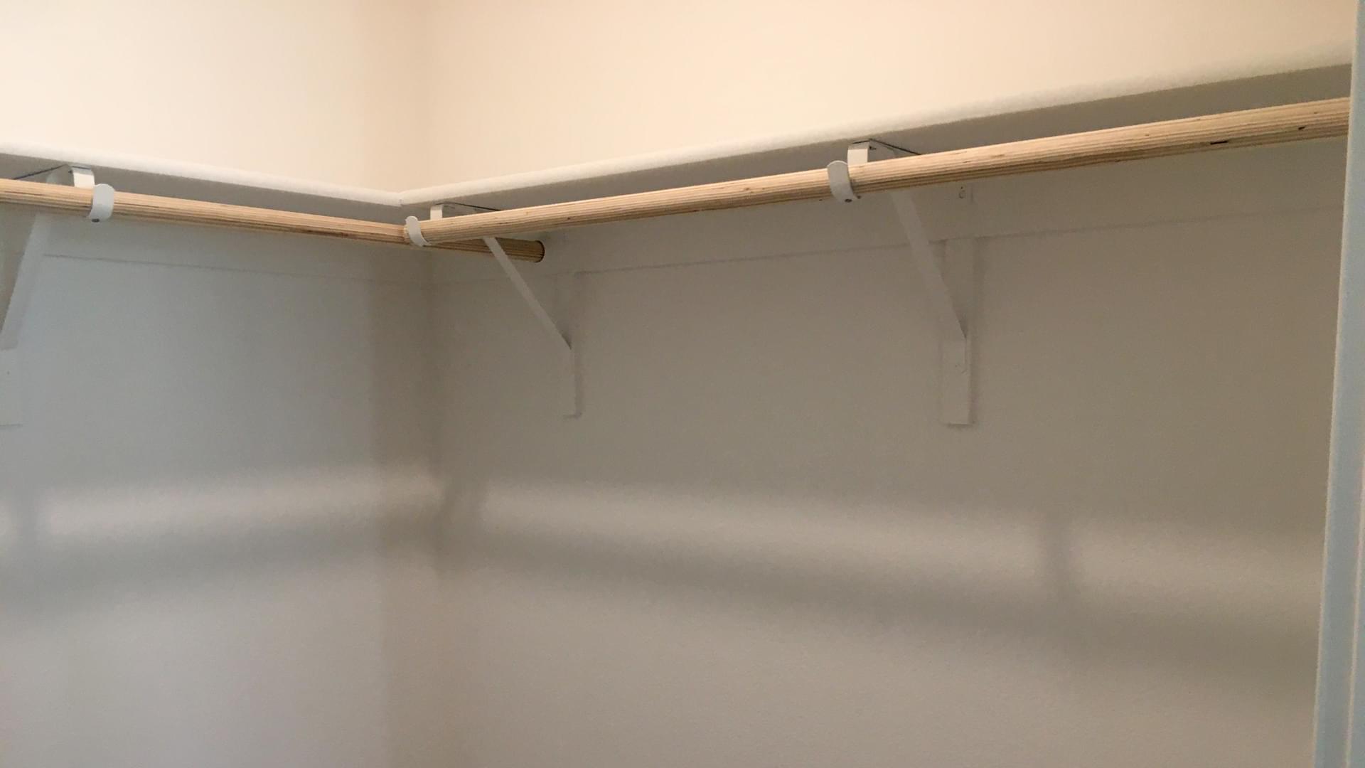 Unit 3302 Walk-In Closet