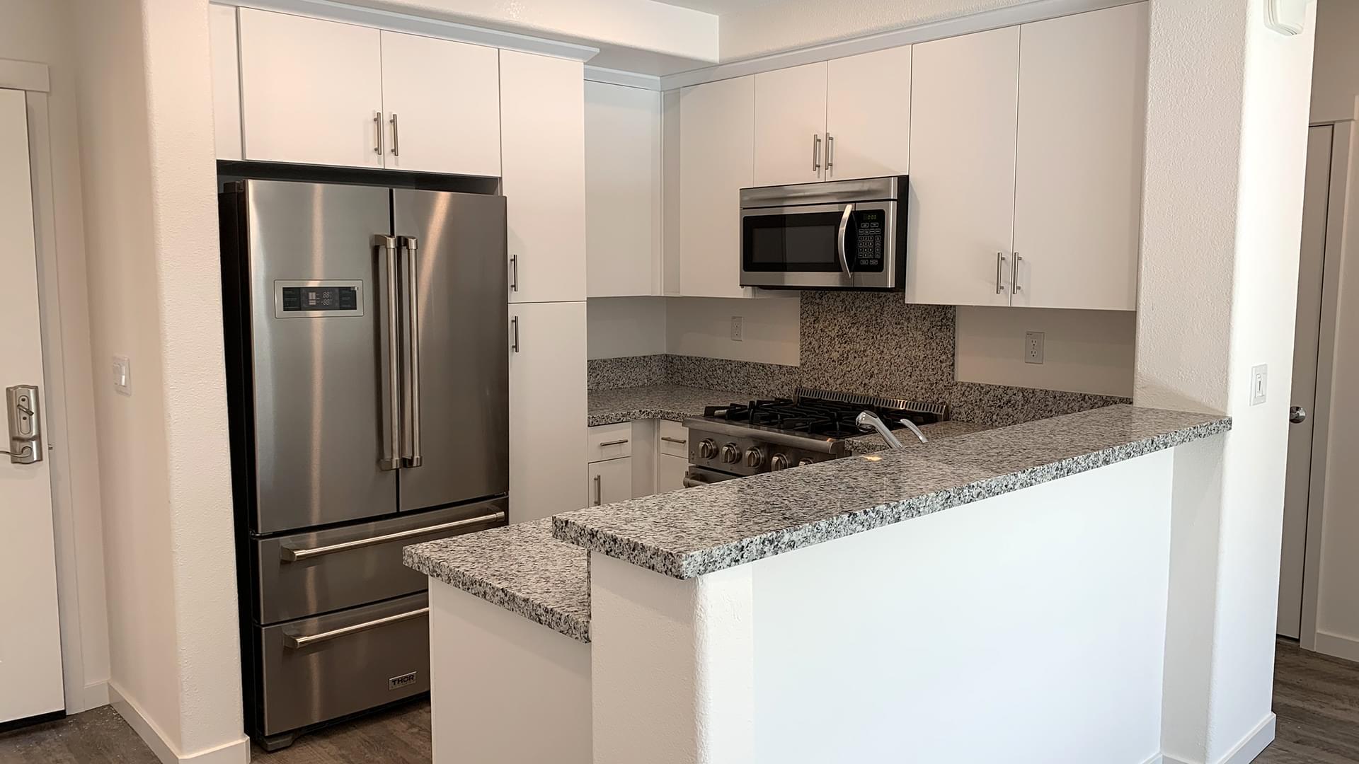Unit 3302 Kitchen