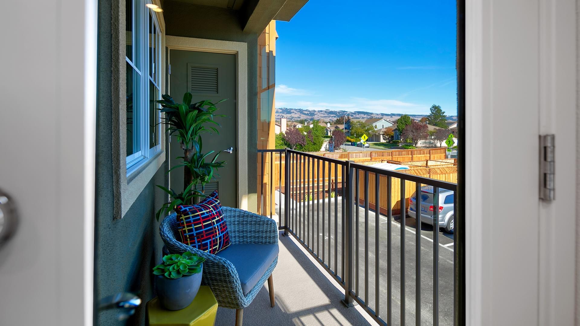 Residence 1 Deck