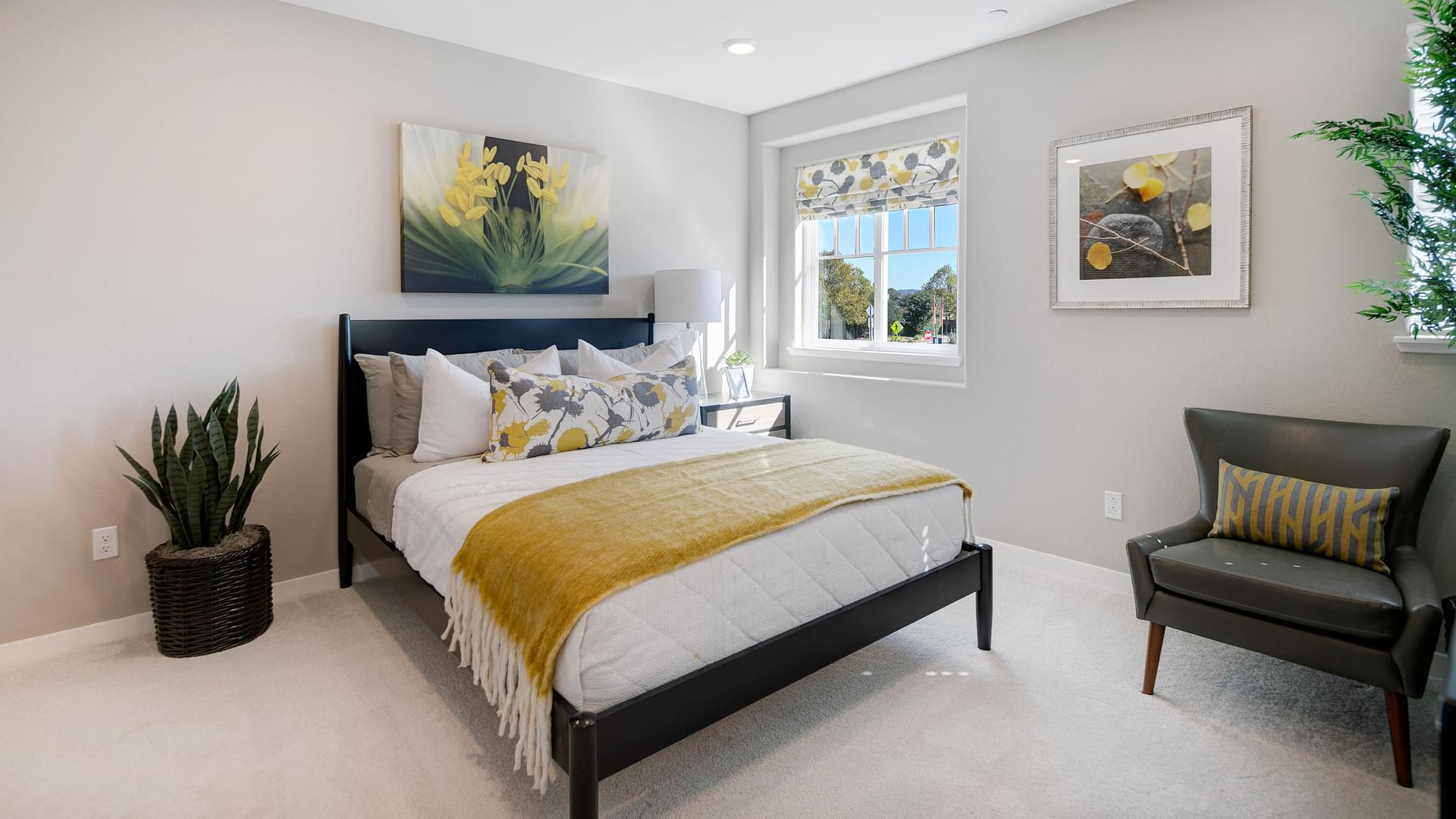 Residence 4 Master Bedroom