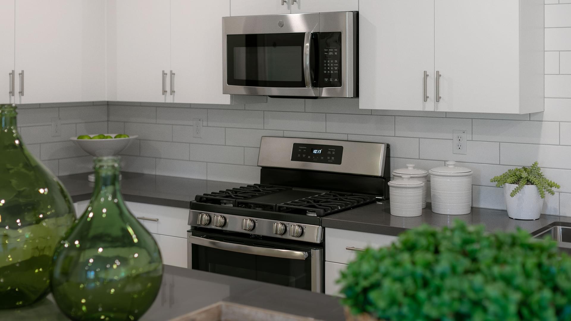Residence 5 Kitchen