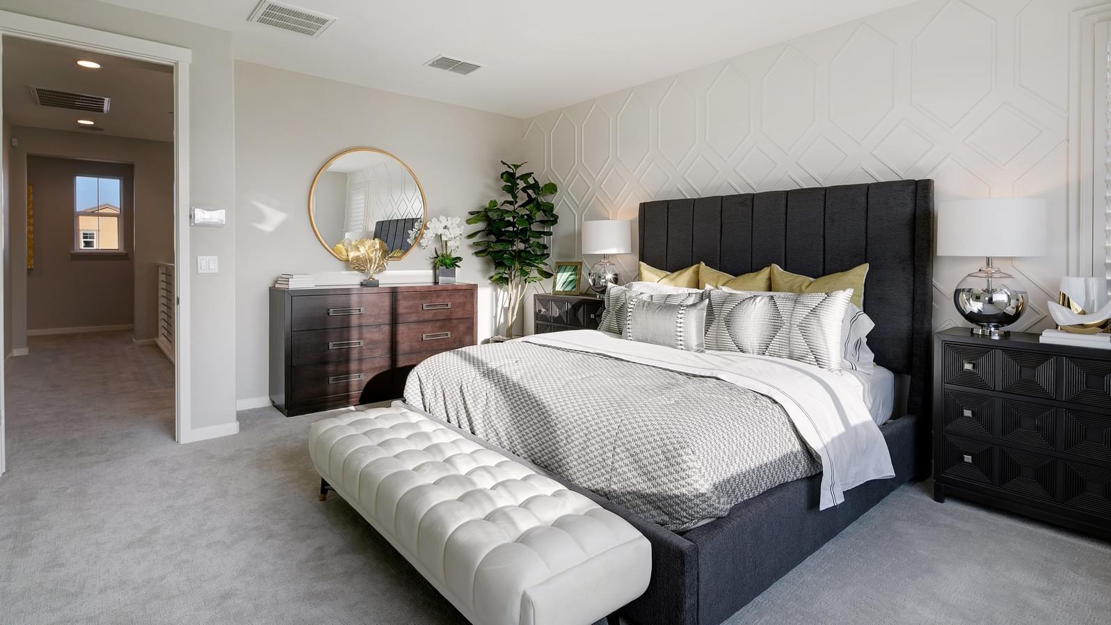 Residence 3 Master Bedroom