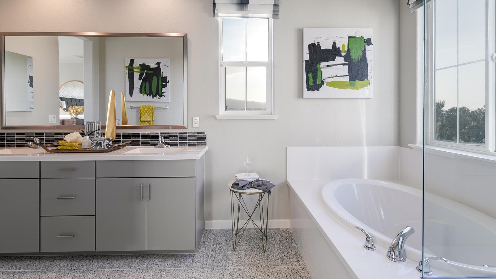 Residence 3 Master Bath