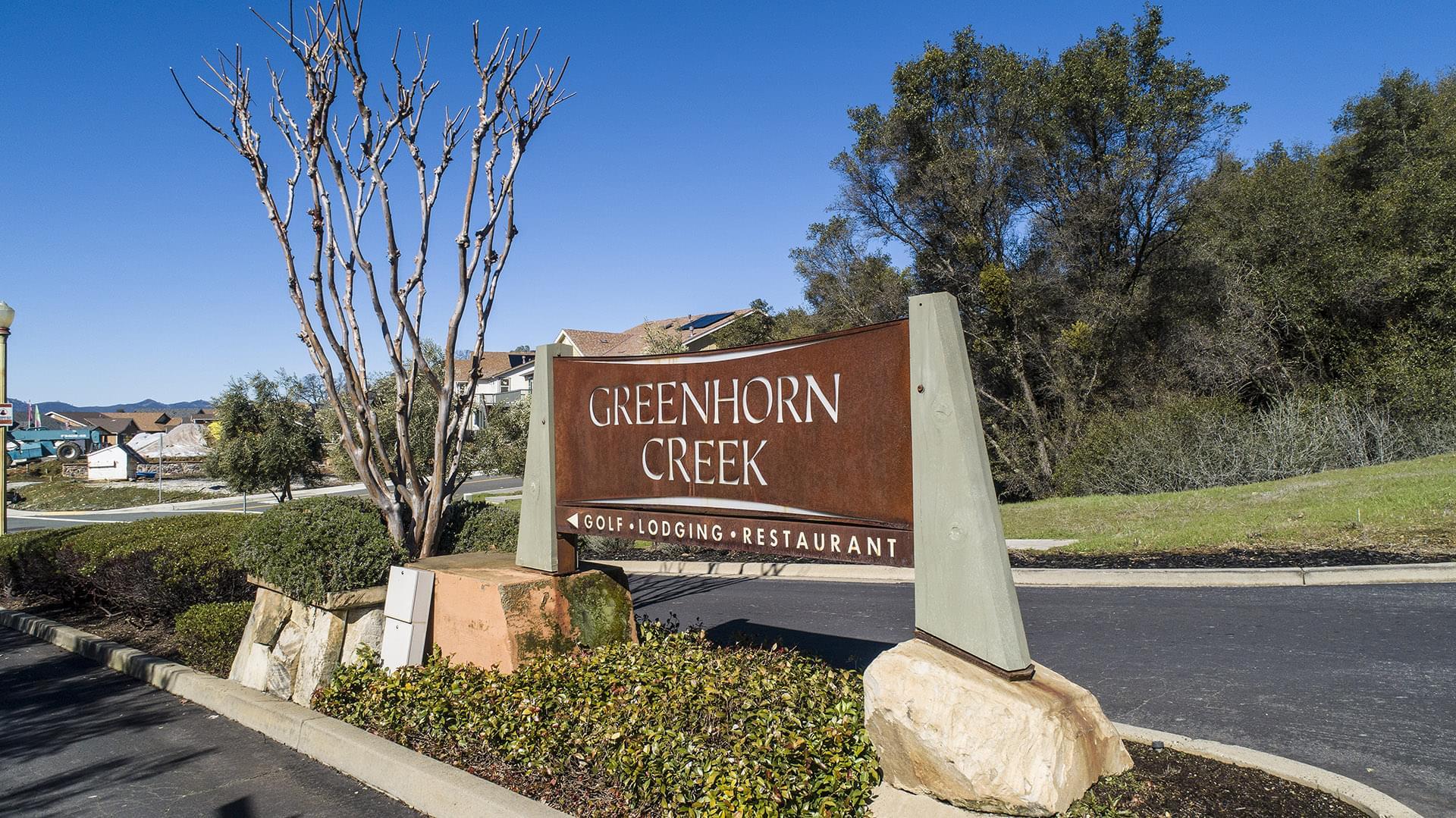 Greenhorn Creek