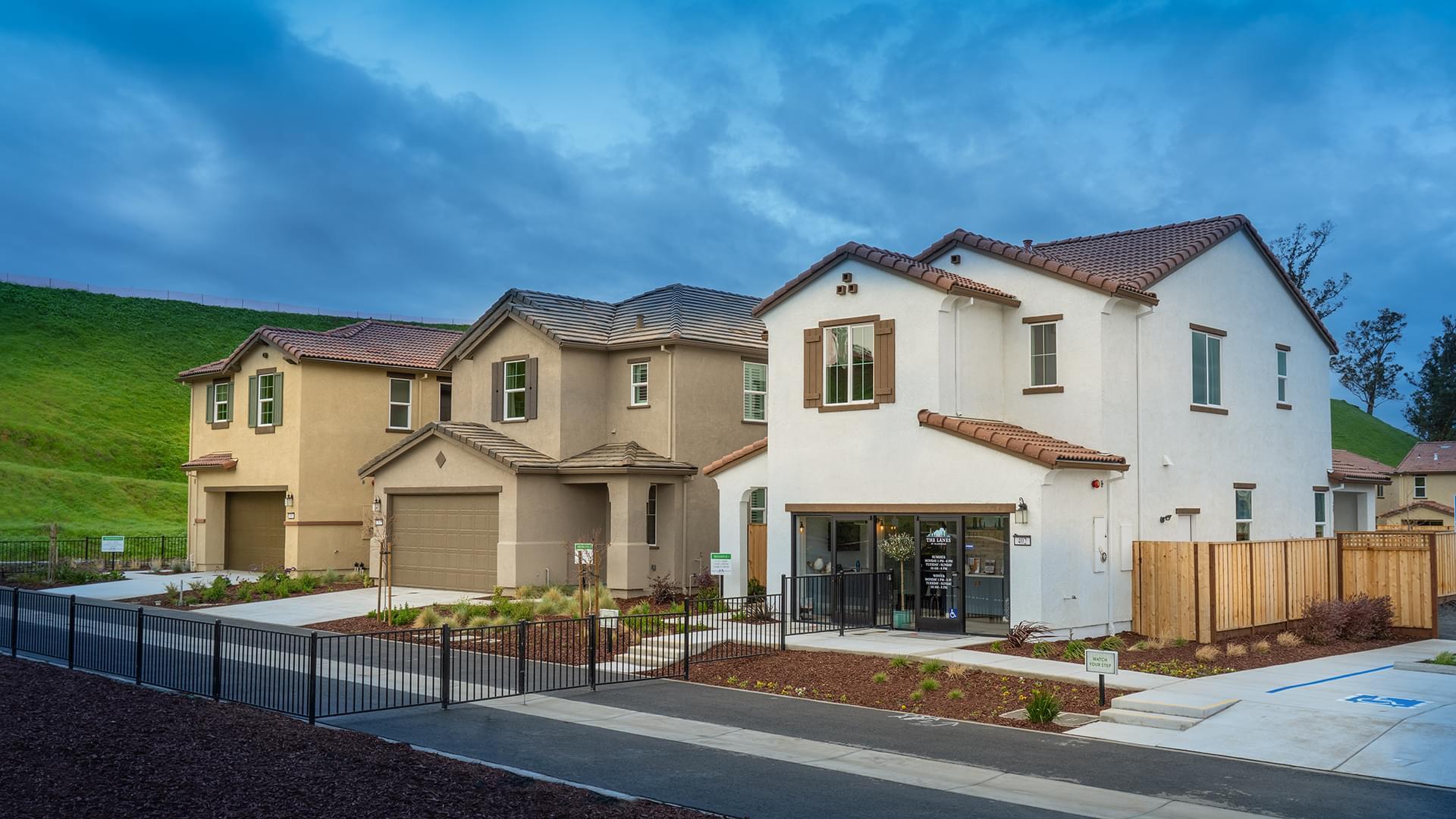 The Lanes at Allendale  in Hollister by DeNova Homes