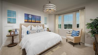 Residence 2X Master Bedroom