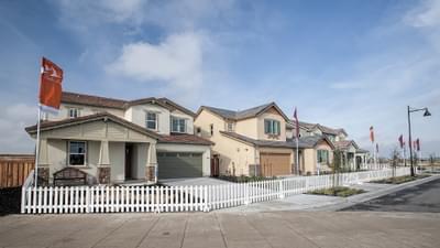 Drakes Bend Model Homes