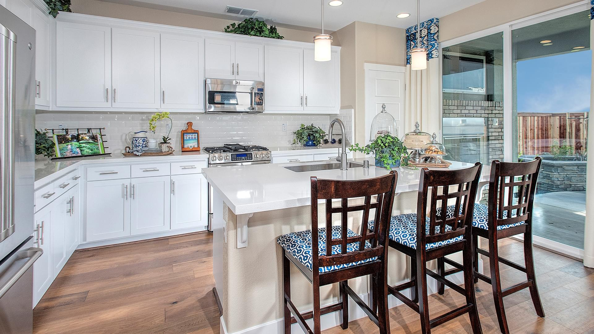 Drakes Bend Model Homes