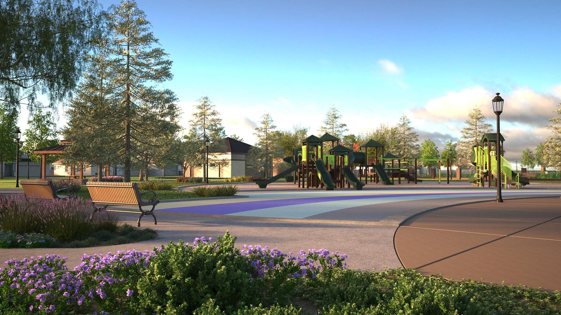 Delaney Park Park & Playground