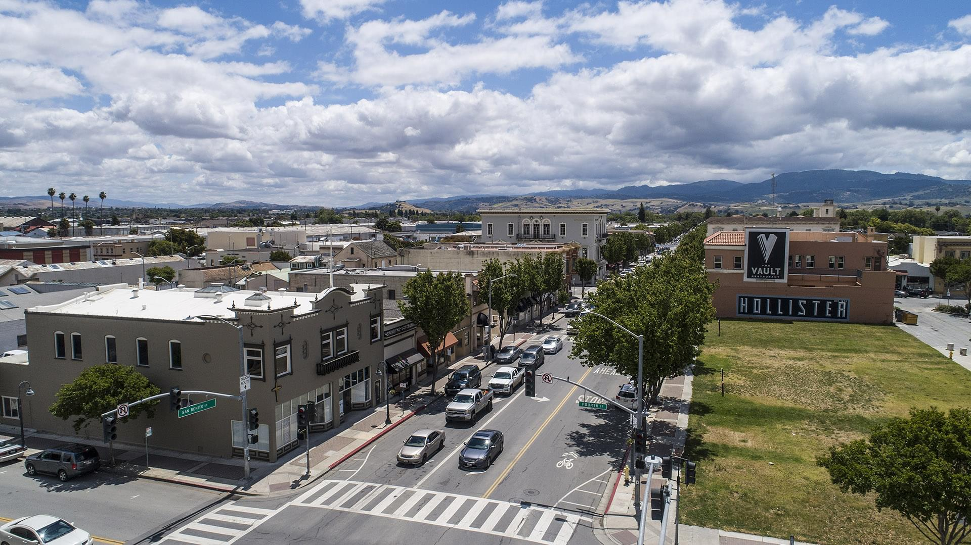 Downtown Hollister