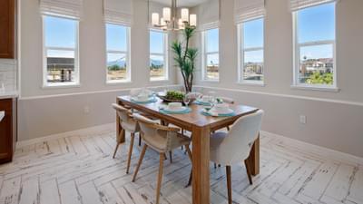 Residence 3 Model Great Room