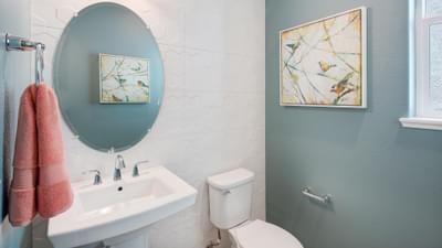 Residence 3 Model Powder Bath