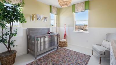 Residence 3 Model Bedroom 2