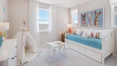 Residence 3 Model Bedroom 3