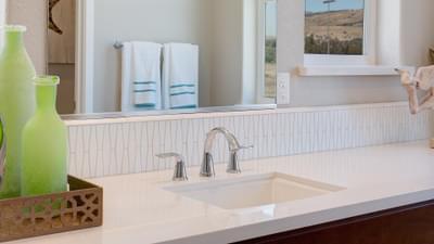 Residence 3 Model Master Bath