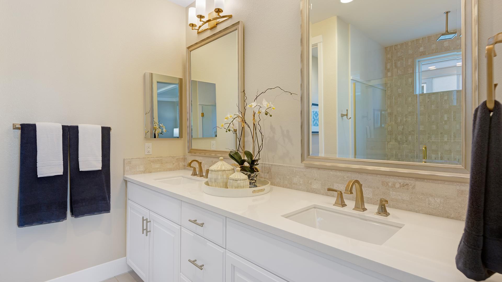 Residence 1A Master Bath