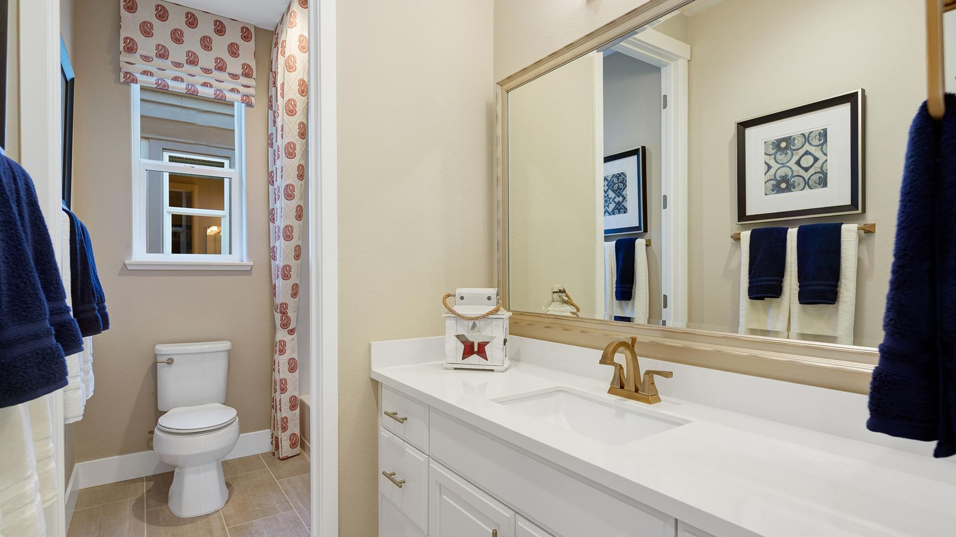 Residence 1A Bath 2