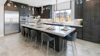 Residence 4A Kitchen