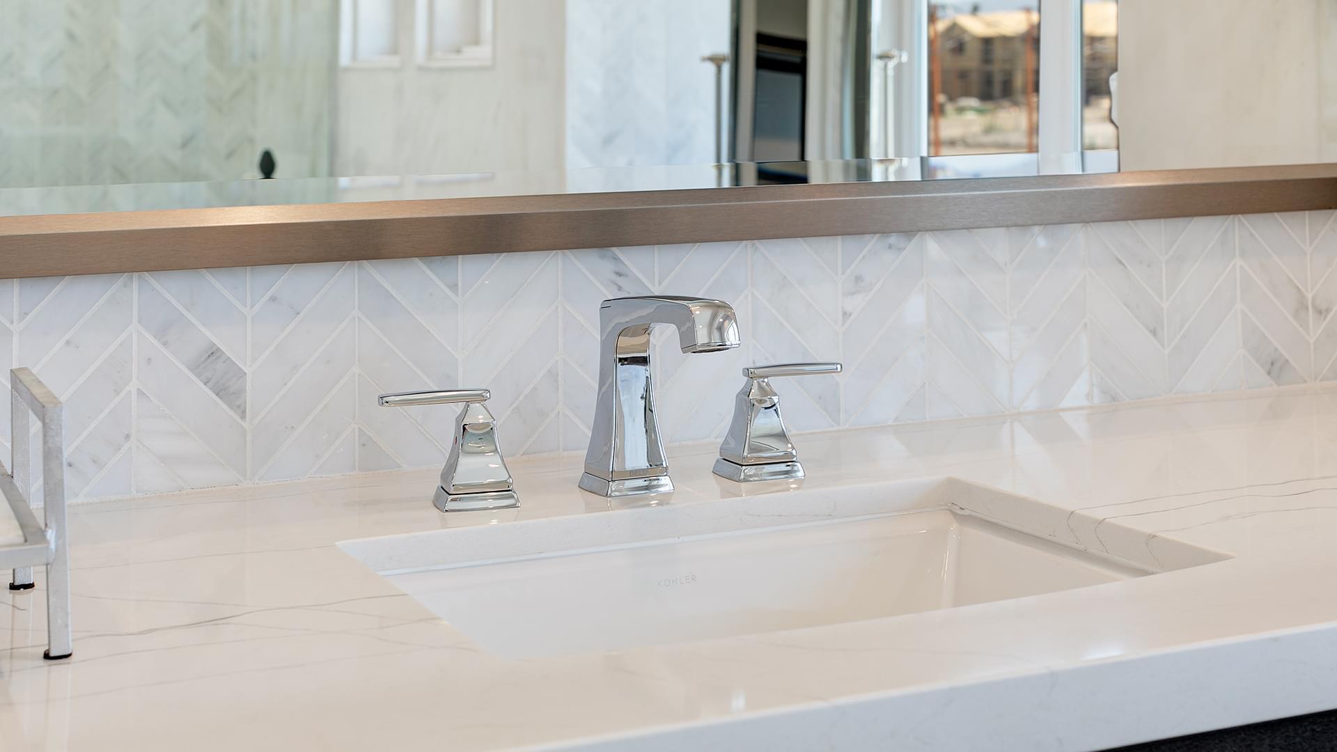 Residence 4A Master Bath